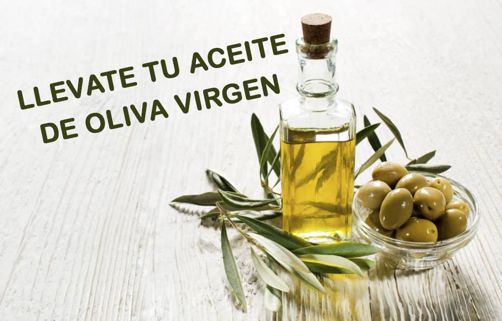 Aceite de oliva virgen extra casa rural juanin