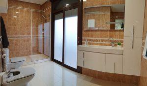 ducha y baño completo suite jara