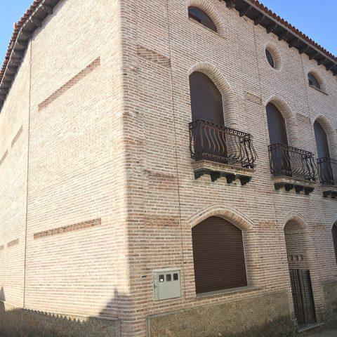Fachada principal de Casa Juanin