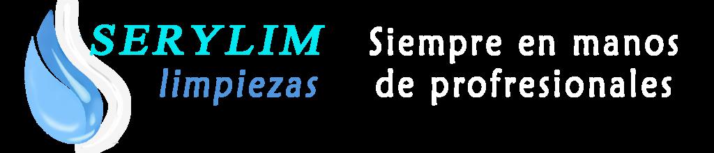 Logo limpiezas Serylim